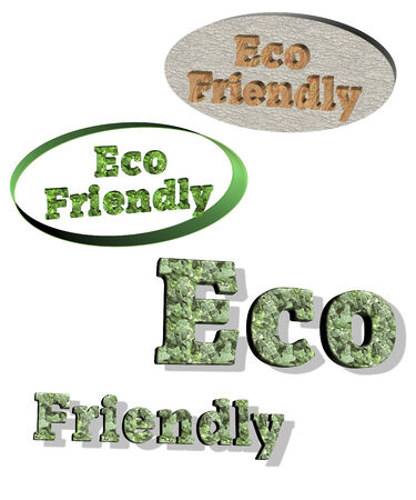eco friendly vector Stock Vector - 6673734
