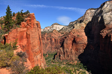 zion: Zion National Park Angel s Landing