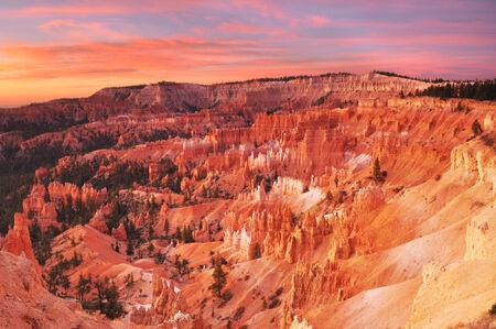 bryce canyon: Bryce Canyon National Park Sunrise