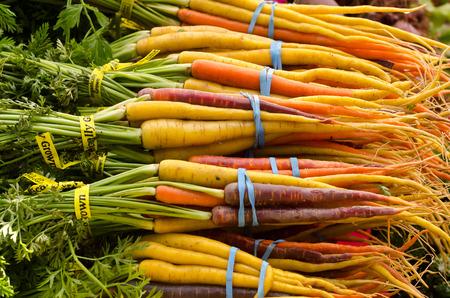 Farm Fresh Organic Carrots