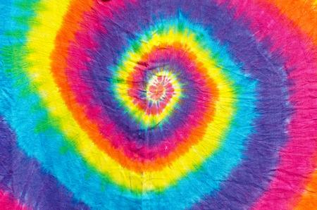 Tie-Dye stof Kleuren