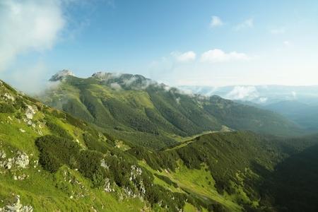 giewont: Top Giewont in the Tatras near the town Zakopane in Poland