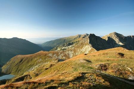 western europe: Western Tatras on the Polish-Slovak border, Carpathian Mountains