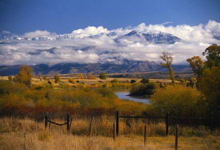 late fall: Late Fall in the Rockies