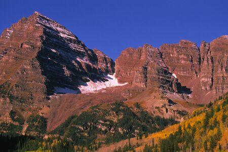 Maroon Bells Colorado photo