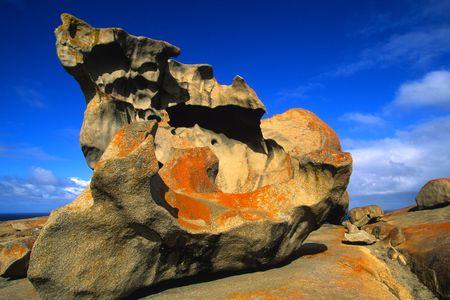 remarkable: Remarkable Rocks, Australia