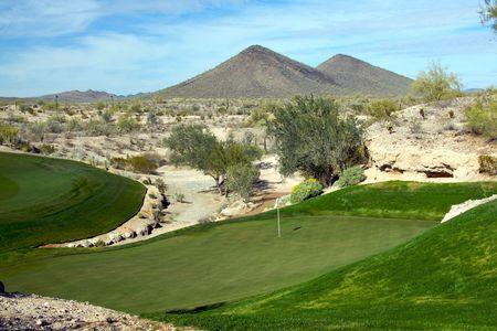 アリゾナ ゴルフ コース