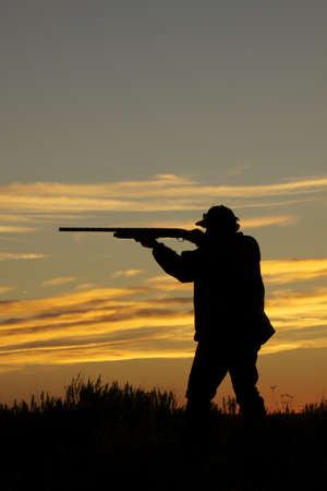 upland: Shooting at Sunset