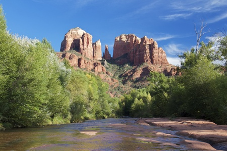 Cathedral Rock at Red Rock Crossing photo
