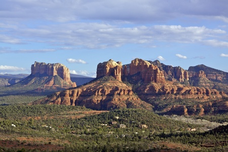 Cathedral Rock Landscape photo
