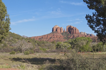 Scenic Cathedral Rock photo