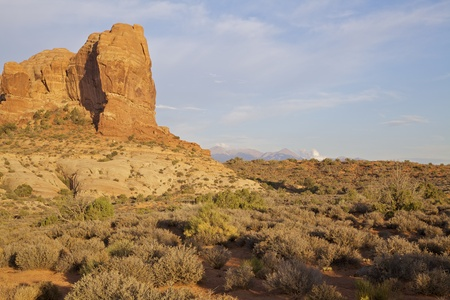 arches national park: Scenic in Arches National Park