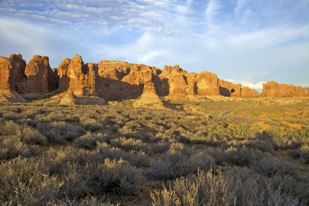 arches national park: Arches national Park Landscape
