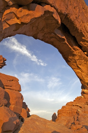 arches national park: North Window, Arches National Park