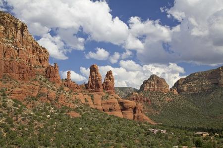 nuns: Two Nuns, Sedona Arizona