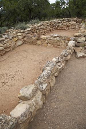 anasazi: Tusayan Ruins Grand Canyon South Rim