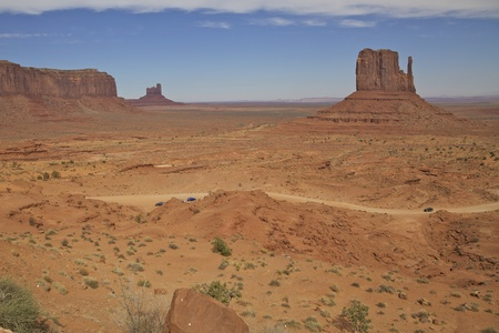 Monument Valley Scenic photo