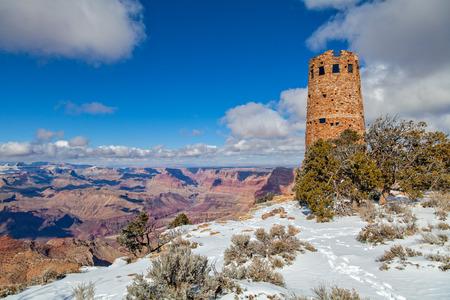 watchtower: Desert View Watchtower Grand Canyon