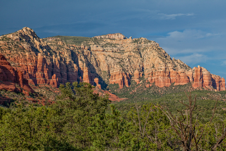 sedona: Sedona Arizona Red Rock Landscape