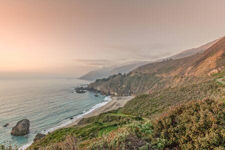 big sur: Big Sur California Coast