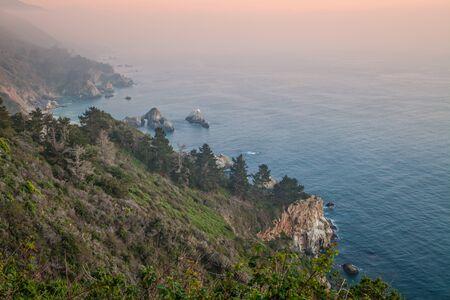 big sur: Big Sur Landscape