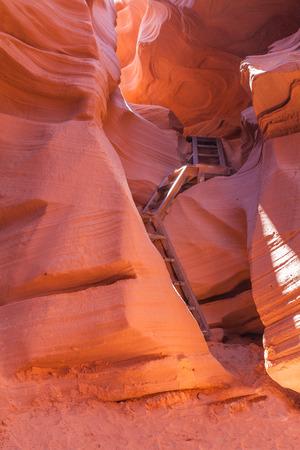 page arizona: Antelope Canyon Page Arizona Stock Photo