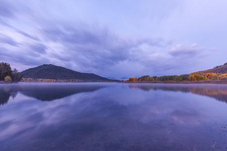 teton: Teton Fall Sunrise Reflection