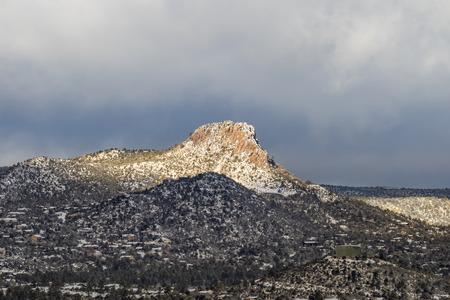 Thumb Butte Prescott Arizona