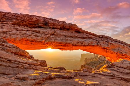 mesa: Mesa Arch Sunrise