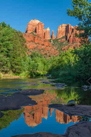 'southwest usa': Cathedral Rock Reflection