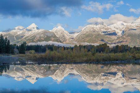 teton: Teton Reflection