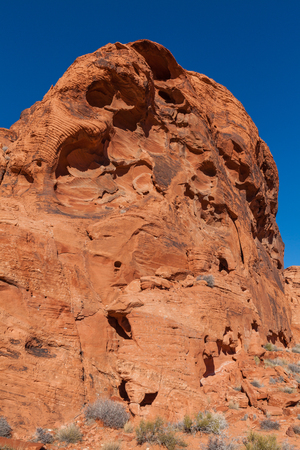 nevada: Valley of Fire State Park Nevada Landscape