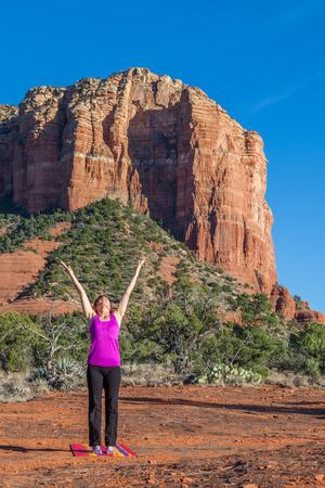 sedona: Yoga at Sedona