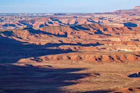 canyonlands: Canyonlands Scenic Landscape