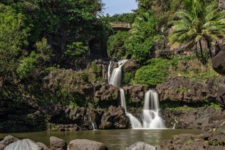 Seven Sacred Pools Hana Maui