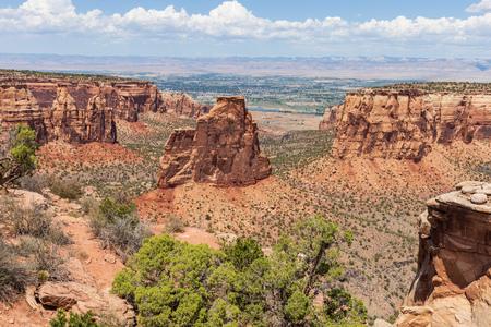 Colorado National Monument Landscape