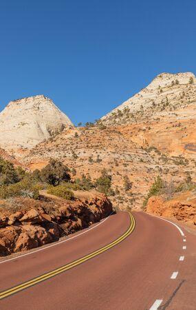 Zion National Park Scenic Landscape