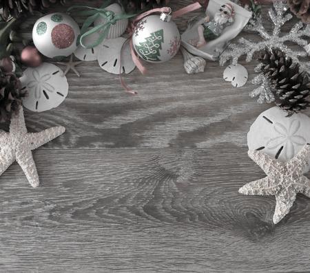Coastal Christmas 版權商用圖片