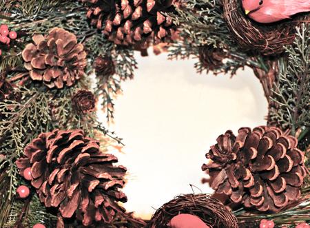 Wreath Stockfoto