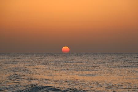 Sunrise Stockfoto