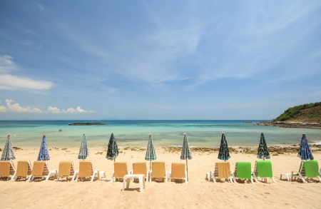 Summer beach Stock fotó