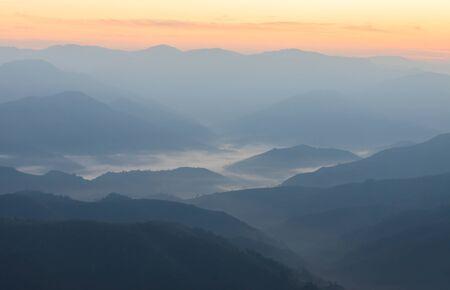 Mist in morning Stock Photo - 20892489