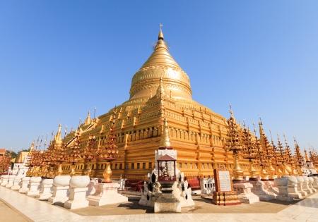 Swezigon pagoda,Myanmar
