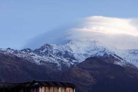 Annapurna south peak, Nepal