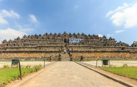 Borobudur Temple  ,Indonesia