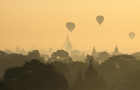 Bagan pagoda,Myanmar
