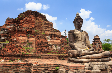 Ayutthaya Kingdom,Thailand photo