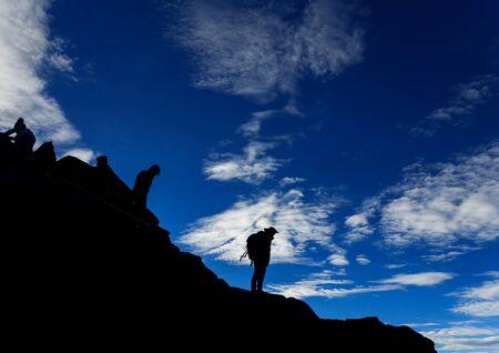túrázás hegyi
