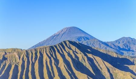Bromo mountain Indonesia Stock Photo