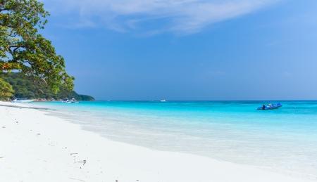 Tachai island, Thailand